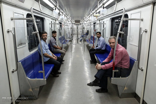 توسعه حمل و نقل همگانی با محوریت مترو/ اهمیت سلامت زندگی شهروندان
