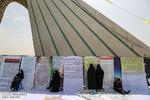 مراسم رونمایی از طومار میلیونی مردم پای گزاره برگ ملی
