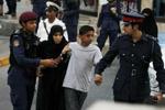 بازداشت مردم بحرین