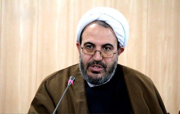 حجت الاسلام محمد علی نظری - رئیس دادگستری شهرستان اهر