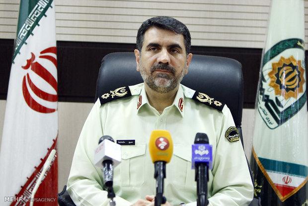 Tahran'daki patlama Kimyasal Madde kaynaklıydı