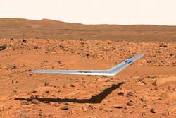 ناسا پهپاد ویژه مریخ می سازد