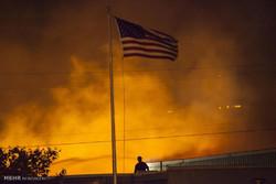 ABD'de yangın hızla büyüyor, olağanüstü hal ilan edildi!
