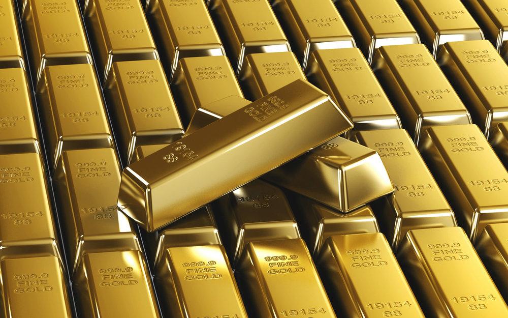 قیمت شمش طلا