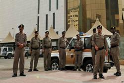 پلیس عربستان