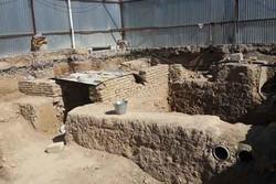 بقایای کاخ جهاننما در فهرست آثار ملی به ثبت رسید