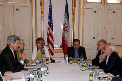 لقاءات وزير خارجية الجمهورية الاسلامية الايرانية في فيينا