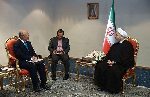 İran kitle imha silahı peşinde değil