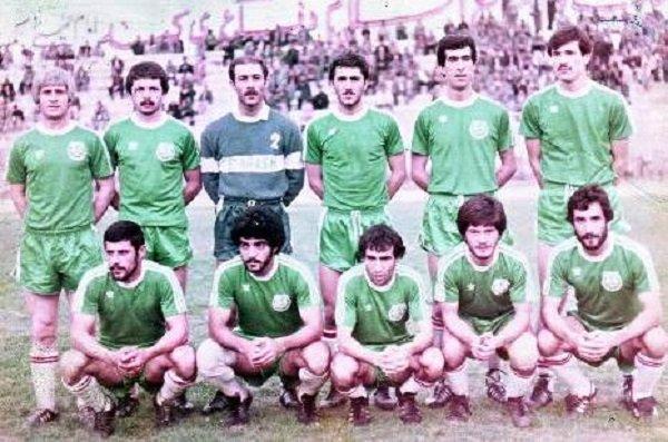 تیم فوتبال ماشین سازی تبریز