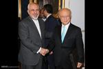 دیدار مدیرکل آژانس بین المللی انرژی اتمی و محمد جواد ظریف وزیر خارجه
