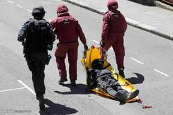 لندن میں دہشت گردی کے مقابلے پر مبنی مشقیں