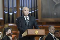 """بوتين: قدمنا معلومات عن قنوات تمويل الإرهاب وإتجار """"داعش"""" بالنفط"""