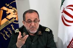 العميد آسودي : عملية حراس الثورة بالخليج الفارسي أنموذج للعمل السياسي ايضا