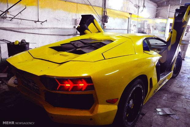 Iranian Lamborghini's Aventador now available
