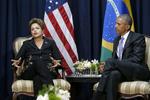 باراک اوباما و دیلما روسف