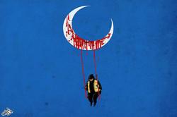 کارٹون؛ داعش خونخواروں کا رمضان