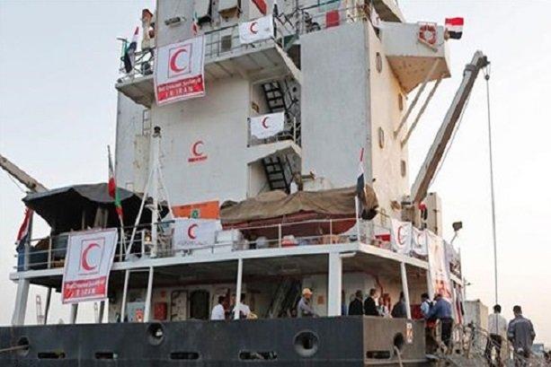 Iran to dispatch third aid consignment to Yemen