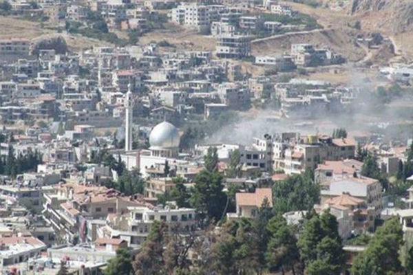 Conflicts continue in Al-Zabadani