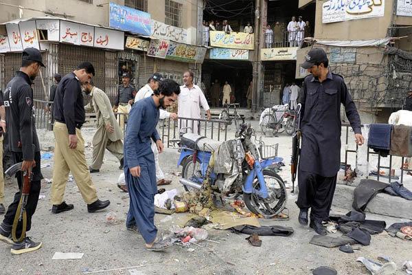 پشاورکے علاقے زرگر آباد میں 3 خواتین ہلاک