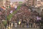 تظاهرات انصارالله