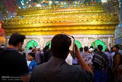 حضرت علی علیہ السلام کے حرم مبارک میں راز و نیاز