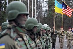 یوکرائن میں نیٹو رکن ممالک کی فوجی مشقوں کا آغاز