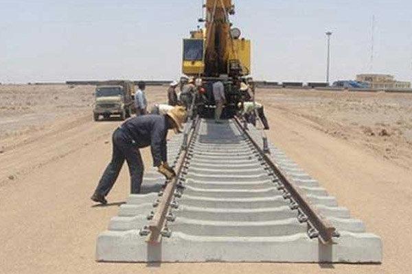 پروژه راه آهن
