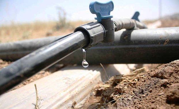 پروژه انتقال آب به اراضی کشاورزی باشت به بهره برداری رسید
