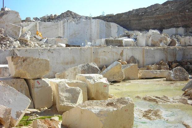 نمایشگاه بینالمللی سنگ و معدن گشایش یافت