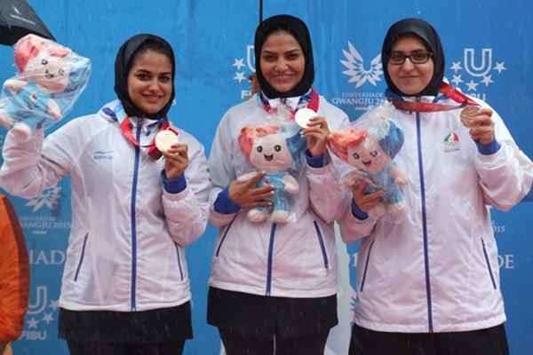 تیراندازی ایران دو سهمیه المپیک گرفت/احمدی و خدمتی مسافر ریو شدند