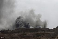 التحالف السعودي يقصف خطأ قوات منصور  والحصيلة 12 قتيلا