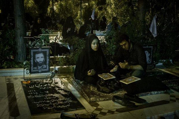 سمنان - شب قدر در شاهرود