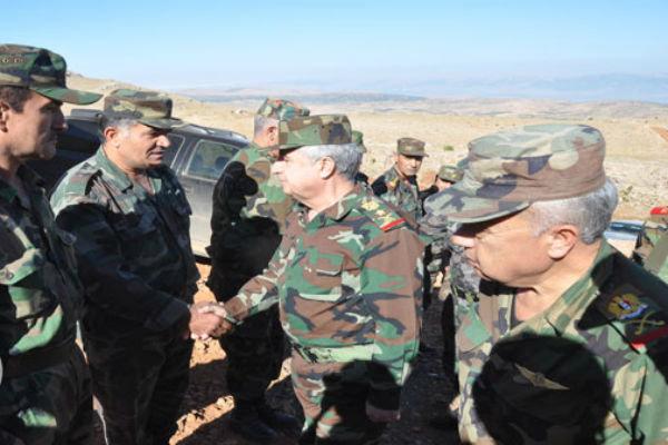 شامی فوج کا حماہ اور لاذقیہ کے وسیع علاقہ پر قبضہ