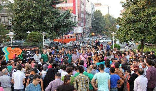 فراخوان ششمین جشنواره تاتر خیابانی شهروند لاهیجان منتشر شد