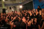 مراسم احیای شب بیست و یکم ماه رمضان در حسینیه همدانیهای - تهران
