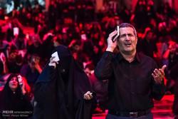 مراسم احياء ليلة القدر الثالثة في مدينة تبريز (۳)