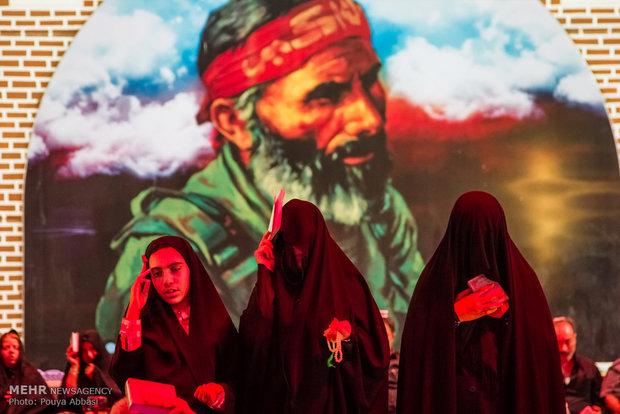 احياء ليلة القدر الثالثة في مدينة تبريز-ايران