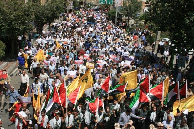 روز قدس استان تهران