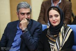 Cumhurbaşkanı Ruhani sanatçılarla iftarda buluştu
