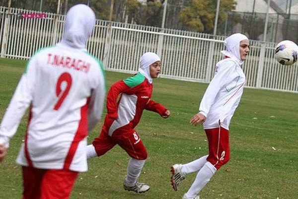 Unranked Iran move up to 55th place at FIFA Women's World Ranking