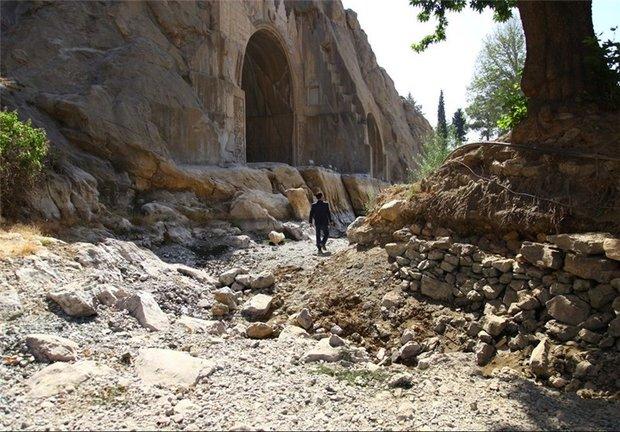 چشمه طاق بستان 2