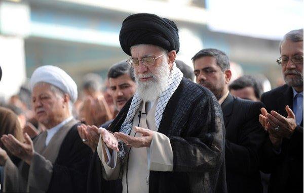صلاة عيد الفطر ستقام بأمامة قائد الثورة الاسلامية