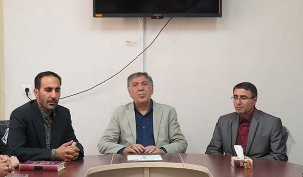 محمد حیدری بخشدار جدید جوادآباد ورامین شد