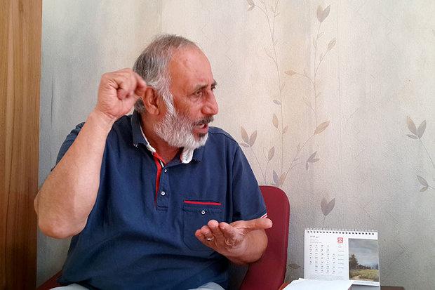 عطا صفرپور بازیگر گرگانی سریال پایتخت
