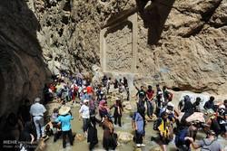 حضور گردشگران تا نیمه خرداد در تنگه واشی ممنوع است