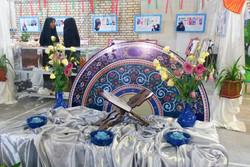 نمایشگاه قرآن و حدیث در شهرستان سقز برپا شد