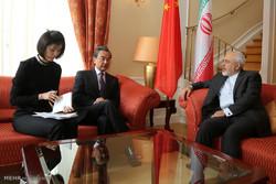 China Iran's 'friend in need'