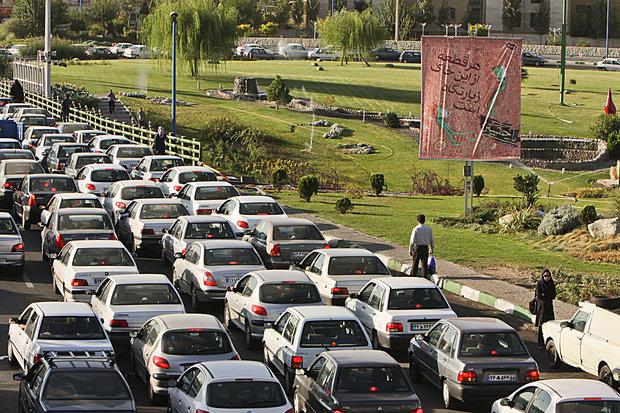 سفرهای تابستانی ترافیک جاده