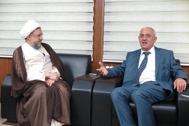 آية الله اراكي يؤكد ضرورة تشكيل مؤتمر اسلامي دائمي للسلام