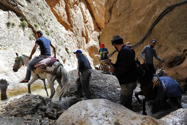 افزایش سفر گردشگران به «تنگه واشی»/ هزینه عوارض تنگه شفاف شود